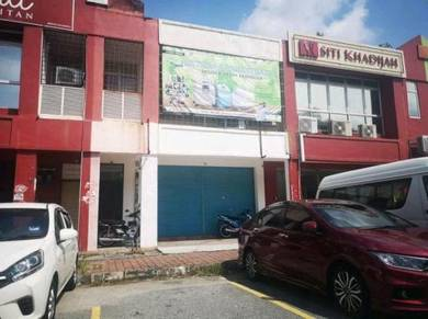 Double Storey Shop Lot Section 7 Bandar Baru Bangi Selangor
