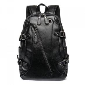 Leather BackpackLight Weight Waterproof Travel Bag