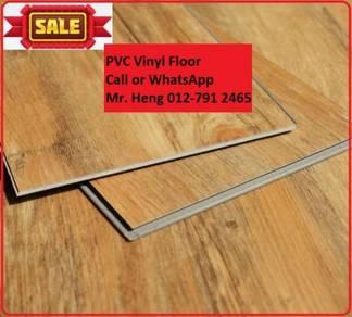 Natural Wood PVC Vinyl Floor - With Install yj6u