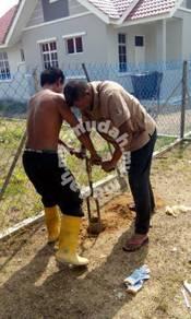 Pakar Seek Air Jernih Tanah Yang Berstruktur