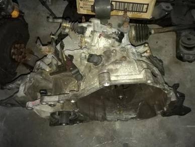 Lancer Evolution 7 Gearbox Gear Box evo CT9A