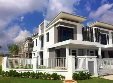 (HOC Extend) Nilai Kota Seriemas New 2sty 22x70 House Nilai Pajam