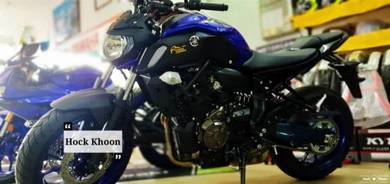 Hock Khoon - Yamaha MT 07 (online apply)