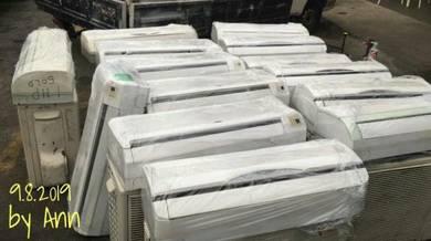 Aircond Air cond Murah utk pemilihan (1c)