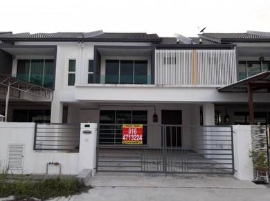 New Double Storey Terrace in Bukit Banyan