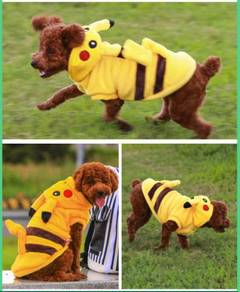 Dog Cat Pet clothing -pikachu Totoro Tiger duffy