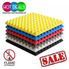 Acoustic foam / soundproof foam 09