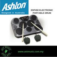Ashton EDP450 Edp-450 Portable Drum Pad