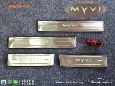 Perodua Myvi 2018 LED Side Sill Step Side Step