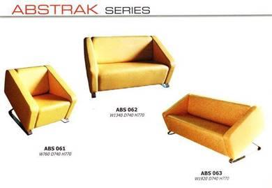 Office Sofa (ABSTRAK SERIES)