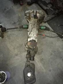 Subaru GC8 impreza Gearbox Gear box 5speed ej20