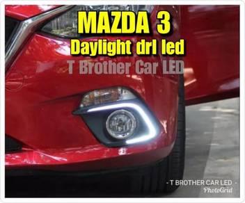 Mazda 3 daylight drl led
