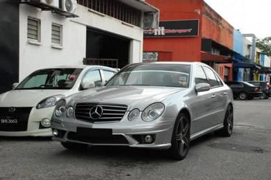 Mercedes Benz W211 AMG E63 bodykit