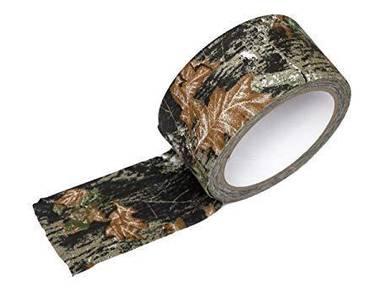 Camo cloth tape maple leaf