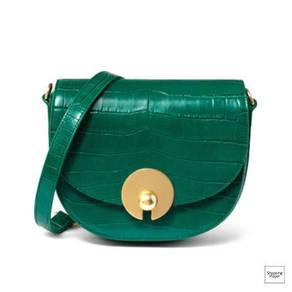 Dissona 2020 Green Mini ladies shoulder bag