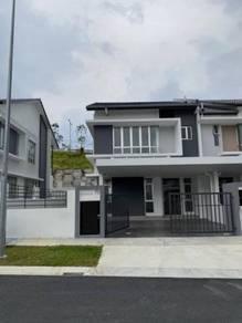 [[NEW END LOT]] 2 Storey Terrace House, Chloe Residence, Kota Emerald