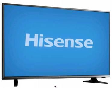 TV HISENSE LED NEW MODEL 43inch 2017/18