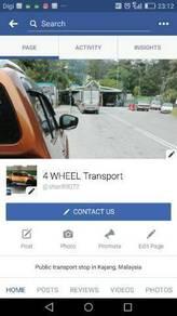 4x4 transport