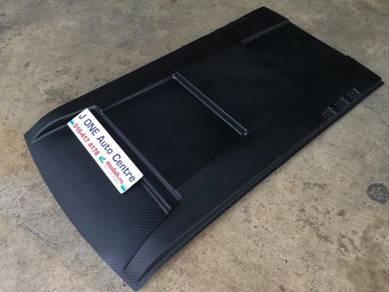 HILUX REVO carbon fiber scoop