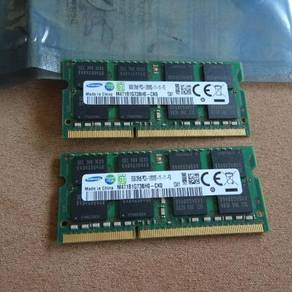 Ram laptop ddr3l 8gb