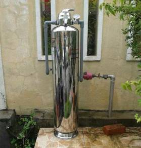 DXE21R Stainless Steel (US) Outdoor Water Filter