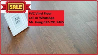 PVC Vinyl Floor In Excellent Install j6y