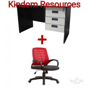 Office Table And Chair Set (Budget Set 2)