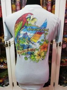 Vintage 80's Hawaiian Tropic Panama City Paperthin