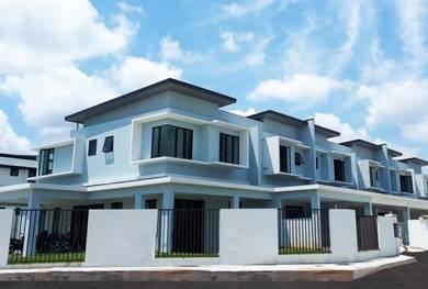 Stylish Double Storey Terrace at Upscale Precint Petra Jaya Kuching