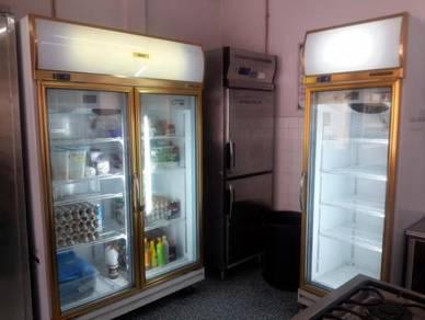 Service repair chiller freezer restoran bakery