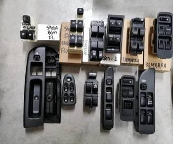 Saga Waja Wira Satria Myvi power window switch