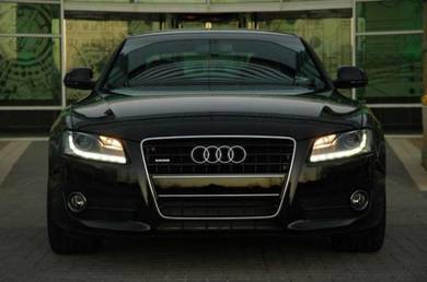 Audi A5 B8 Pre-facelift Headlamp with LED DRL