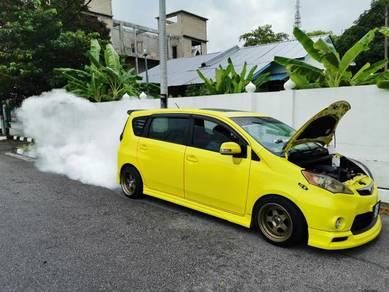 Enjin Ringan, Pickup & Jimat Minyak