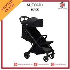 Koopers Automi+ Auto-fold Stroller - Black