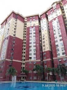 Mentari Court Apartment in Taman Seri Mentari, Petaling Jaya, Selangor