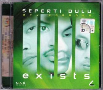 VCD EXISTS Seperti Dulu MTV Karaoke