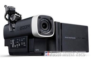 Zoom Q4 Portable HD Video and Audio Recorder