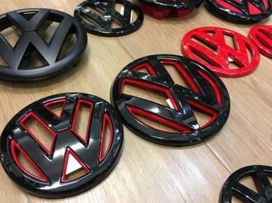 Volkswagen VW Golf MK6 MK7 Scirroco Emblem Logo