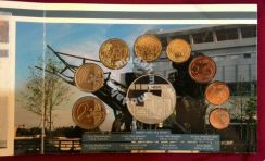 2003 Euro Berlin Proof Coin Set