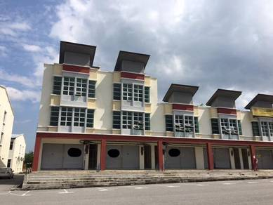 Shop Lot (Facing Main Road ) Plaza Bemban Bestari ,Jasin Melaka