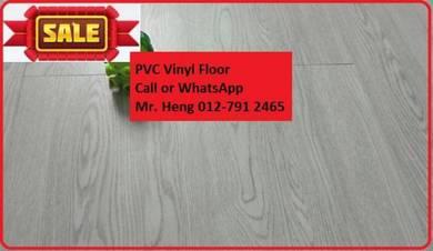 Beautiful PVC Vinyl Floor - With Install de45t
