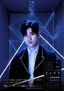 Eric Chou Live In Malaysia 1st Sept 2018