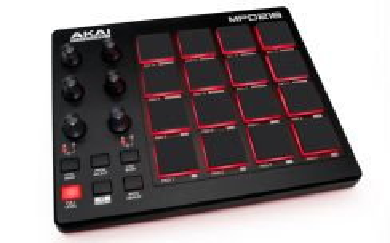 Akai mpd218 - DJ Controller