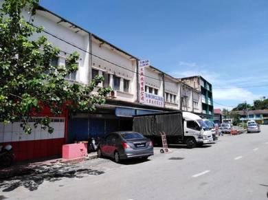 Double Storey Shop Lot Bagan Luar Butterworth