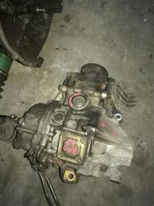 Lancer Evolution 7 Gearbox Rear AYC Differential