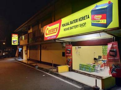 Century Moto bateri kereta car battery Ns40