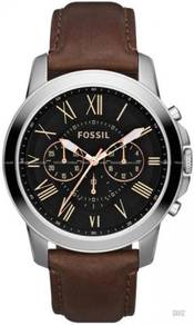 FOSSIL FS4813 Men's Analogue Grant Chronograph