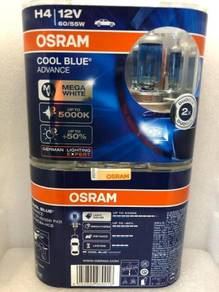 Original osram h4 cool blue advance bulb