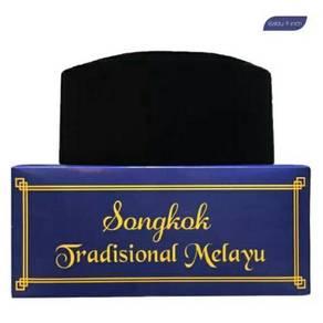 Songkok baldu buatan malaysia