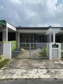 Rumah Teres 1 Tingkat untuk Dijual di Labu Lanjut, Sepang, Selangor